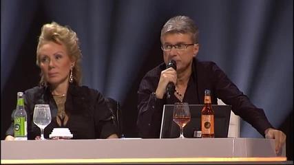 Nemanja Kostic - Tebe da zaboravim - (live) - ZG 2014 15 - 17.01.2015. EM 18.