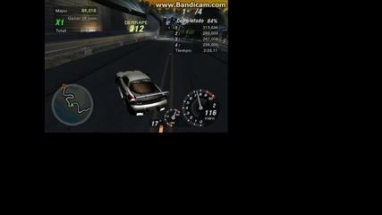 drifting Rx-7