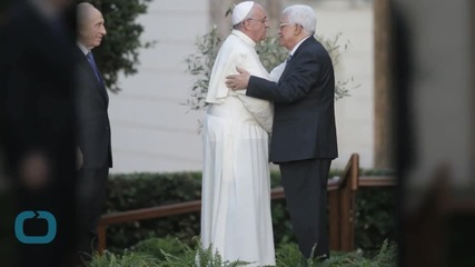 Vatican Agrees First Treaty With State of Palestine