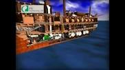 Възстановка на голям, три мачтов, шведски кораб част 3-та