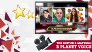 "PLANET VOICE: ИНТЕРВЮ С MATTEGO & THE EDITOR ЗА ПЕСЕНТА ""LIKE CHAMPAGNE"""