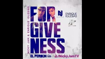 *2015* Nicky Jam & Enrique Iglesias - Forgiveness ( El Perdon )