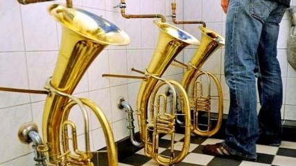 Най-странните тоалетни по света
