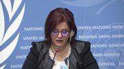 Switzerland: UN human rights body calls for SC veto limits to end Aleppo violence