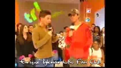 Enrique - Interview