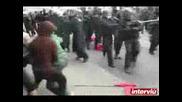 Black Bloc Vs. G8 2007