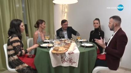 Сълзи и една емоционална вечеря с Камен Алипиев-Кедъра в ''Черешката на тортата'' (09.01.2020)