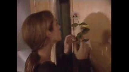 Celine Dion Sings To A Dancing Flower