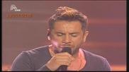 Giorgos Mazonakis - Ela na deis (ozledim) Live Greek Idol (28 - 06 - 10)