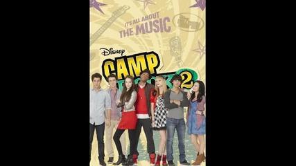 Цялата песен с превод! Camp Rock 2 - What We Came Here For