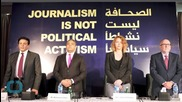 The Al Jazeera Journalist Who Spent More Than A Year In an Egyptian Prison Sues Network