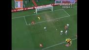 18.06.2010 Германия - Сърбия 0:1 Всички голове и положения - Мондиал 2010 Юар