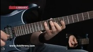 Yngwie Malmsteen Style - Quick Licks - Guitar Solo Performance by Andy James