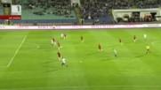 Станислав Манолев - голове и асистенции за националния отбор