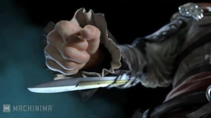 Assassin's Creed 4 Black Flag Edward Kenway Trailer