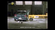 Peugeot 306 1998 Crash test