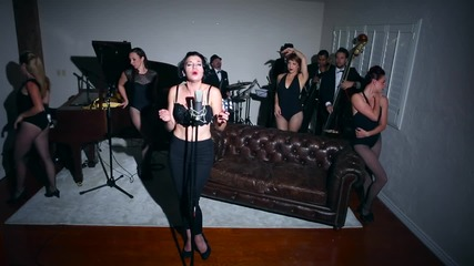 Single Ladies - Vintage Postmodern Jukebox Fosse - Style Beyonce Cover ft. Ariana Savalas