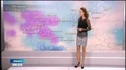 Прогноза за времето (09.12.2014 - сутрешна)