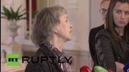 Бивши колеги отдават почит на Мая Плисецкая