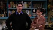Friends / Приятели - Сезон 3 Епизод 9 - Bg Audio -   Част 1/2  