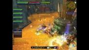 World Of Warcraft 4 Elemental Shamans Управлявани от 1 Играч Arena PVP