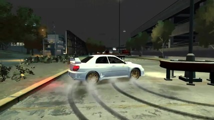 Gta 4 - Amazing Drifting By Sportiva2