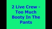 2 Live Crew - Too Much Booty