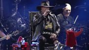 Acdc & Axl Rose - Shoot To Thrill ( Live in Lisbon) Pro-shot