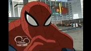 Спаидърмен ep.30 премиера бг аудио 14.09.2013 цял епизод