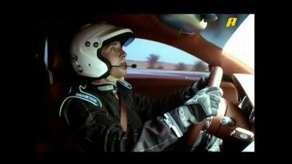 Bugatti Veyron Vs Mclaren in Drag race