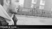 Mc Damiro - Hiljade suza 2017 Official Video