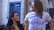 "Zelina Vega challenges AJ Styles on behalf of Andrade ""Cien"" Almas: WWE.com Exclusive, July 17, 2018"
