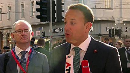Austria: EU leaders comment on migration, Brexit ahead of Salzburg summit