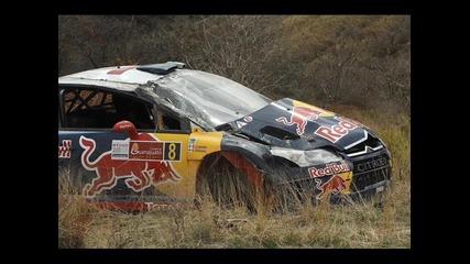 Kimi at Rally Mexico - 2010 :)