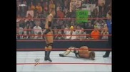 One Night Stand 2008-Batista vs HBK(Stretcher Match)