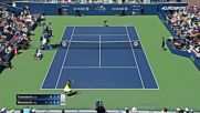 Video - Highlights Townsend beaten by Wozniacki - Us Open -