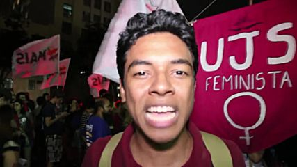 Brazil: 'Coup against the working class!' Protesters decry Temer's presidency in Rio