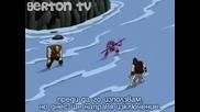 костенурките нинджа еп 106 демони и дракони бг subs