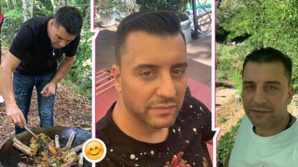 Новите таланти: Борис Дали стана земеделец, градинар, готвач и... актьор! За новото амплоа на певеца