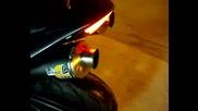 YAMAHA R1 Leovince Exhaust