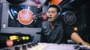 Marcelito Pomoy sings The Prayer Celine Dion Andrea Bocelli Live on Wish 107.5 Bus