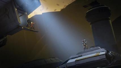 Междузвездни войни - Бунтовниците е06 (бг аудио)