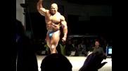 The best bodybuilder in Sofiq april 2010