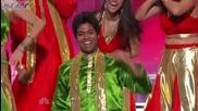 Americas got talent - Ishaara