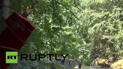 Slovakia: Four dead as rescue helicopter crashes