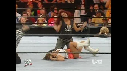 Raw 11.06.06 Lita Vs Mickie {HQ}