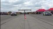 Даниел Желев Subaru Impreza vs Венцислав Райчинов Audi RS 6
