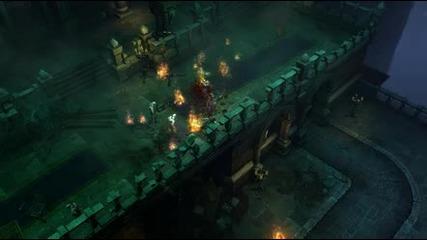Diablo 3 Witch Doctor - Firebomb