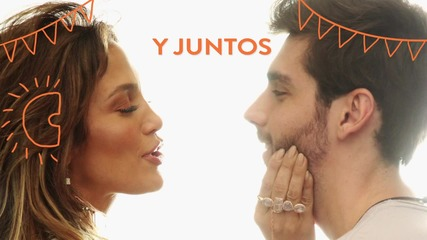Alvaro Soler ft. Jennifer Lopez - El Mismo Sol ( Lyrics )