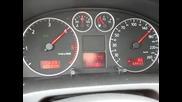 Audi A6 2.5 Tdi Multitronic 0 - 220 km/h